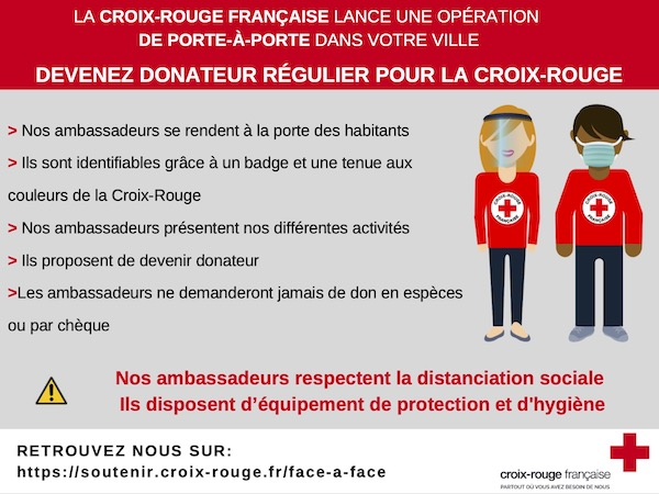 Prevention Croix Rouge Francaise