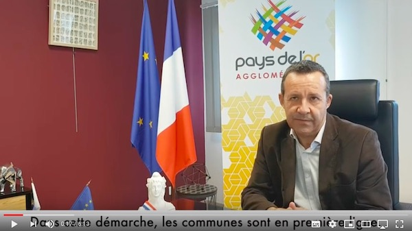 covid 19 message du president stephan rossignol
