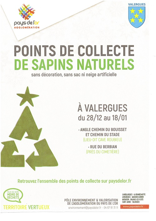 point collecte sapins 2020 1